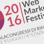 Logo web marketing festival